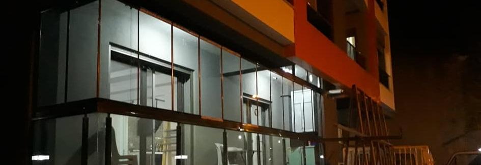 Balkon camlama İzmir