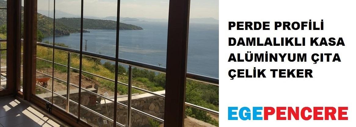 Altınmeşe katlanır cam İzmir