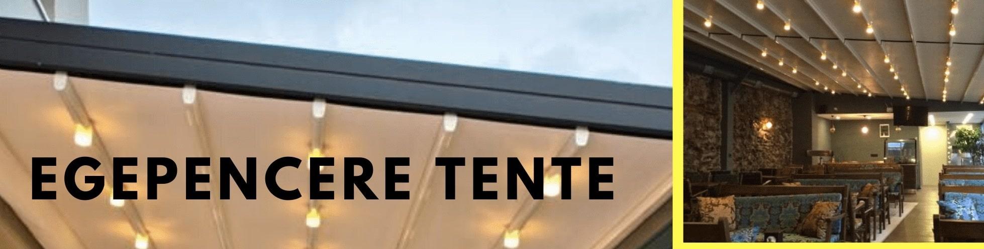 İzmir kış bahçesi otomatik tente