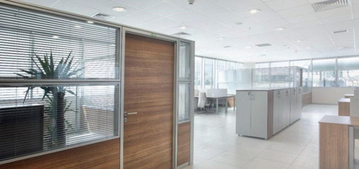 İzmir yarı camlı ofis bölme