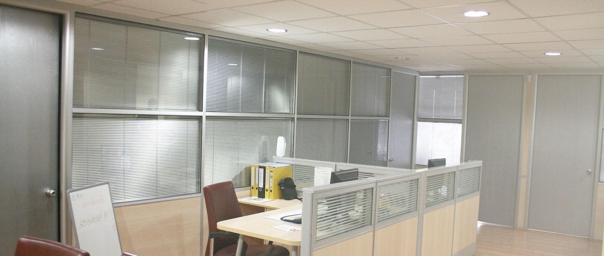 Yarı camlı seperatör ofis bölme İzmir