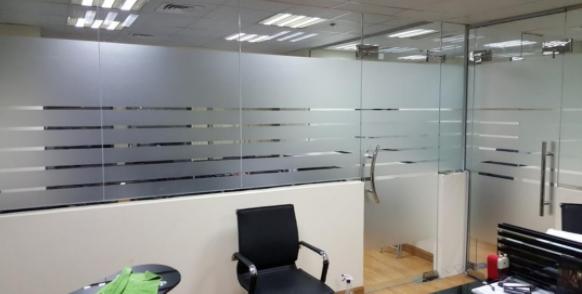 ofis bölme mimari sistemleri